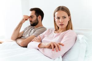 Что делать, если муж не хочет жену? Пути решения.